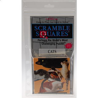Scramble Squares - Cats