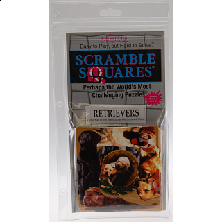 Scramble Squares - Retrievers