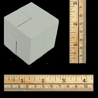 Randy's Cube - White