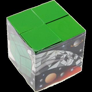 Randy's Cube - Green