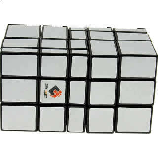 Siamese Mirror Cube - White Labels