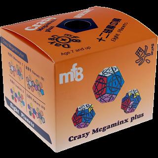 Bermuda Megaminx Mercury DIY - Black Body