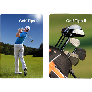 Playing Cards - Golf Tips