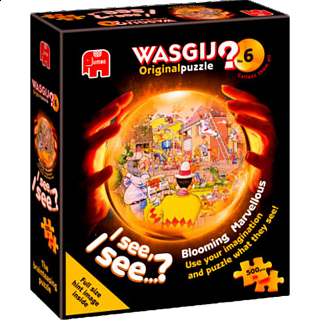 Wasgij Original #6 - Blooming Marvellous!