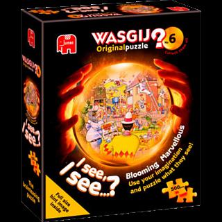 Wasgij Original #6 - Blooming Marvellous!