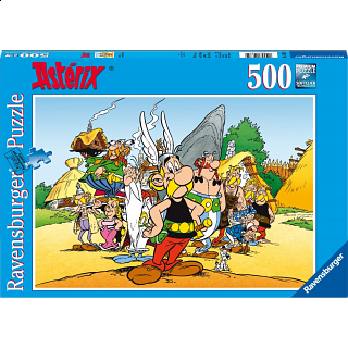 Asterix 500 Piece Jigsaw Puzzle