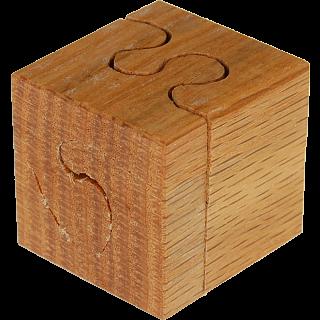 Oak Cube - 4 pc