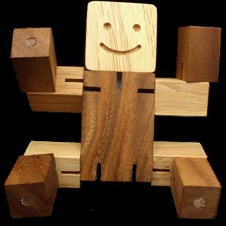 Woodie Man