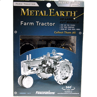 Metal Earth - Farm Tractor
