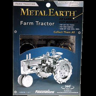 Metal Earth - Farm Tractor