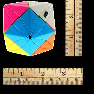 Evil Eye I (Close-eye) Dodecahedron - Stickerless