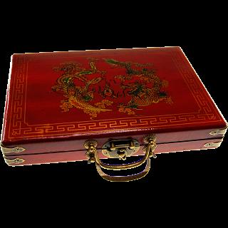 Mah Jong - Oriental Antique