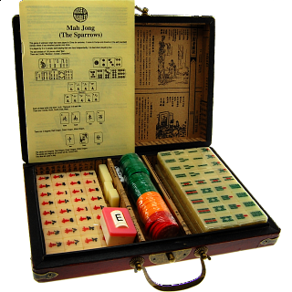Oriental Antique Mahjong
