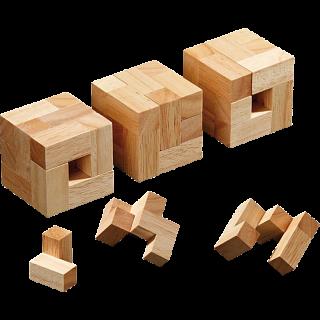 Tea Time Cubes