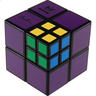 Pocket Cube - 4 Color Edition