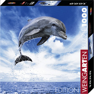 WeingARTen Edition: Dolphin