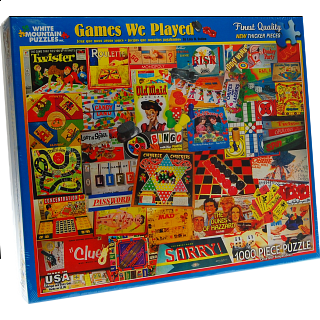 Games We Played