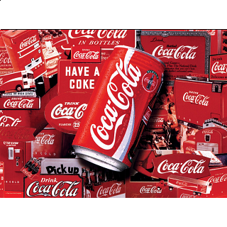 Coca-Cola - Sign of Good Taste