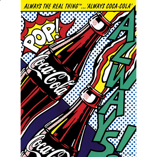 Coca-Cola - Bottle Pop