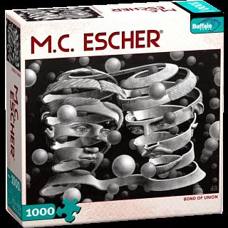 M.C. Escher: Bond of Union