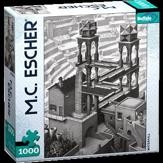 M.C. Escher: Waterfall