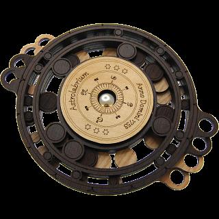 Puzzle Solution for Astrolabrium