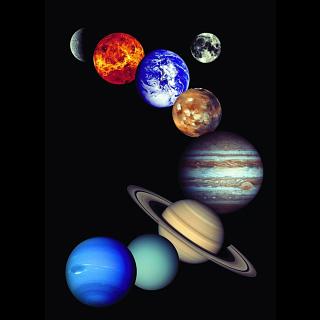 Nasa - The Solar System