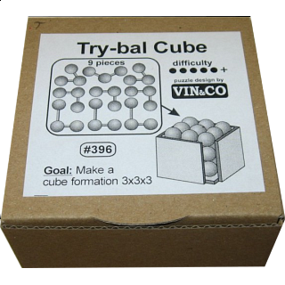 Try-bal Cube