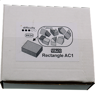Rectangle AC1 - Without Tray