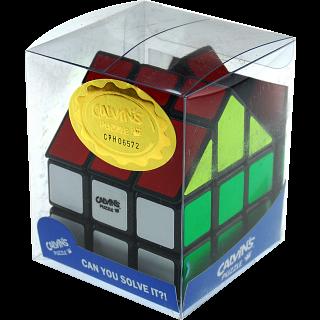 House Cube III with Tony Fisher logo -  Black Body