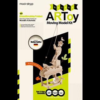 ARToy Moving Model Kit - Good Fishing