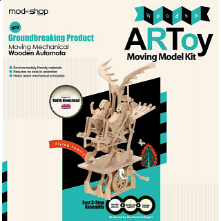 ARToy Moving Model Kit - Flying Family