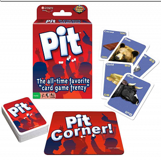 Pit - Card Game