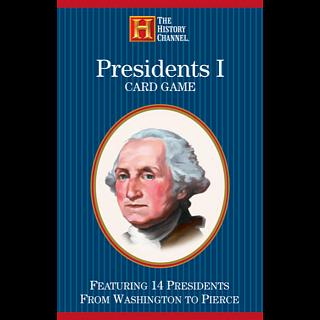Presidents I - Card Game Deck