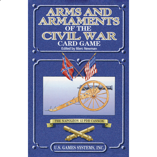 Arms and Armaments of the Civil War - Card Game Deck