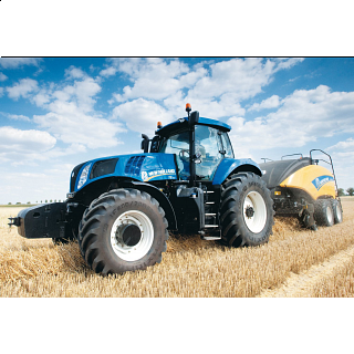 New Holland BigBaler 1290 - Jigsaw Puzzle