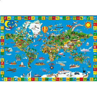 Your Amazing World - Jigsaw Puzzle