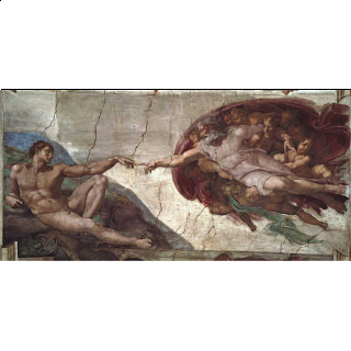 Perre: The Creation of Adam