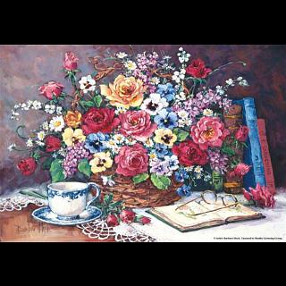 Garden Reverie - Jigsaw Puzzle