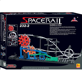 Space Rail Second Generation - Level 2