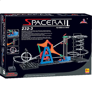 Space Rail Second Generation - Level 3