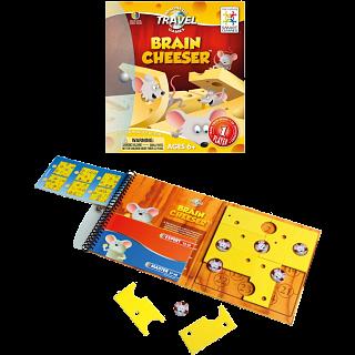 Magnetic Travel Games - Brain Cheeser