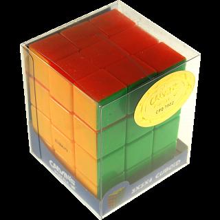 Center shifted 3x3x4  i-Cube with Evgeniy logo - Stickerless