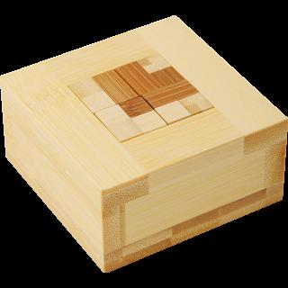 Funzzle - Bamboo Wood Puzzle - Beta