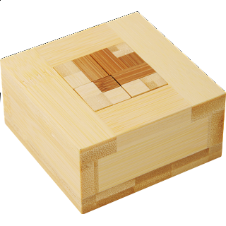 Puzzle Solution for Funzzle - Bamboo Wood Puzzle - Beta