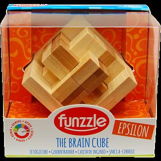 Funzzle - Bamboo Wood Puzzle - Epsilon