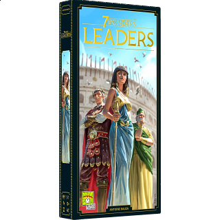 7 Wonders: Leaders (Expansion)