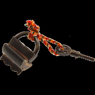 Iron Padlock Small - Regular Lock