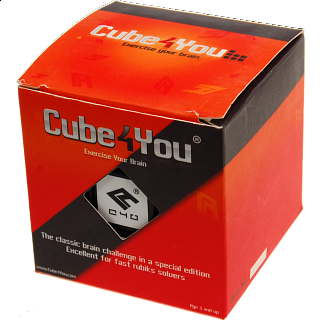 Fully Functional 3x3x7 Cube - Black Body