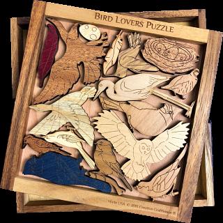 Bird Lovers Puzzle
